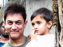 Aamir Khan: Azad Calls me <i>PK</i>, Copies my Bizarre Dancing