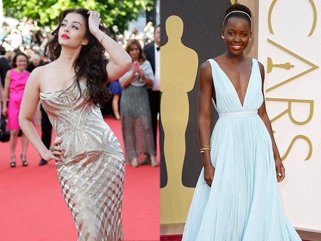Aishwarya's Cavalli to Lupita's Prada: 2014's 10 Best Dresses