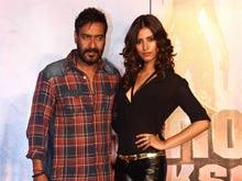 """Ajay Devgn is a """"Sweetheart"""", Says <i>Action Jackson</i> Actress Manasvi Mamgai"""