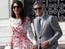 Amal Clooney is Not Pregnant, Says Representative