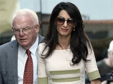 Amal Clooney is 'Most Fascinating Person of 2014'