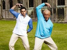 Amitabh Bachchan Thanks R Balki For <i>Paa</i>