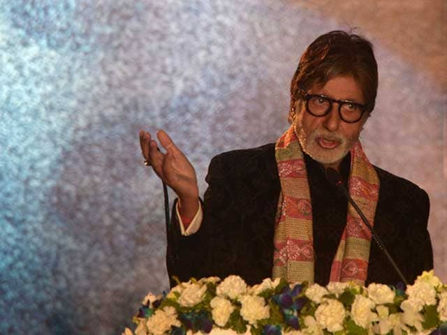 Amitabh Bachchan: Will Never go Back to Politics