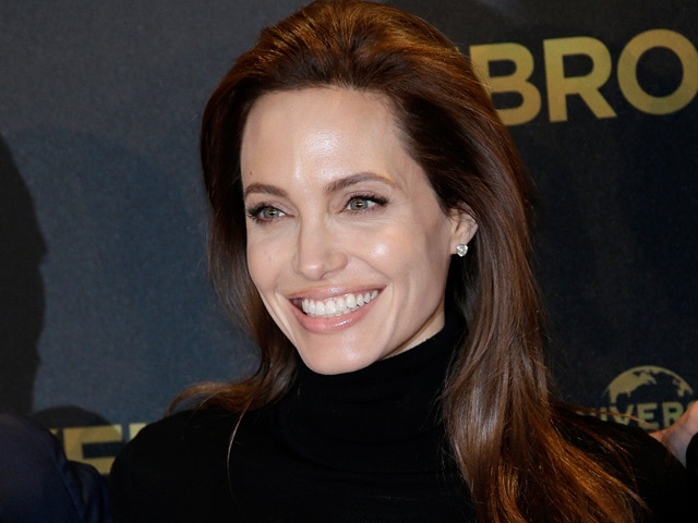 Angelina Jolie Reveals Her Big Moment of 2014. It's Not Her Wedding