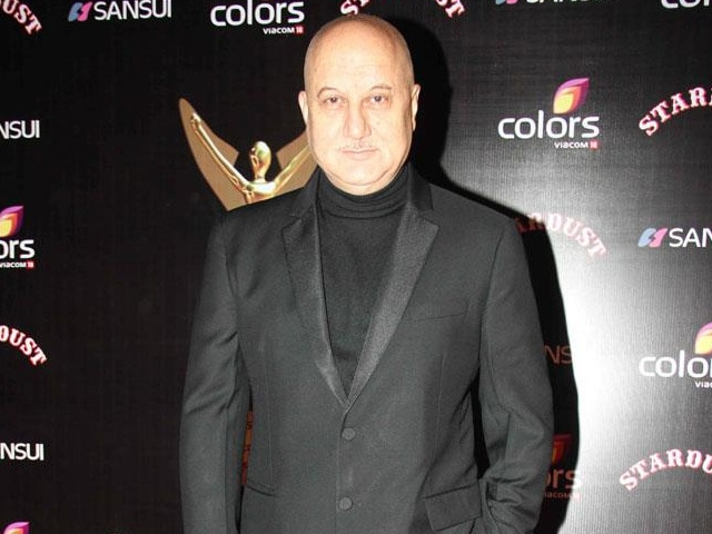 If Mr India is Remade, Anupam Would Like to Play Mogambo