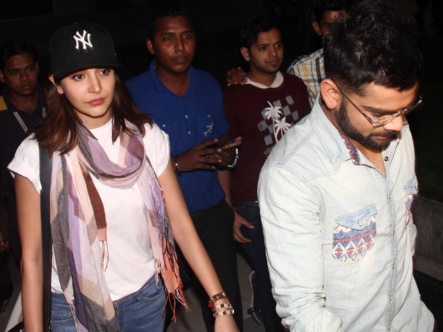 Anushka Sharma and Virat Kohli Are Reportedly Moving in Together