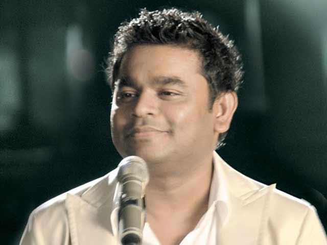 AR Rahman Says he is Busy Scripting a Film