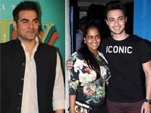 Arpita's Husband Aayush Sharma Wants to Act, Says Arbaaz Khan