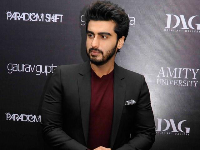 Arjun Kapoor on Romance Rumours: Nobody Believes I'm Single