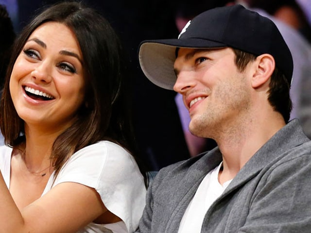 Why Ashton Kutcher Thinks Having a Baby is Like Getting a New Phone