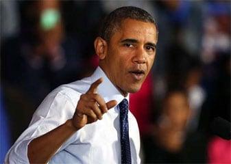 अमेरिकी राष्ट्रपति बराक ओबामा 25 से 27 जनवरी तक भारत में रहेंगे, आगरा भी जाएंगे
