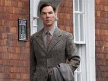 Benedict Cumberbatch Kept Track of <i>The Imitation Game</i> Script