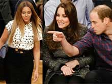 Beyonce and Kate Middleton Discussed Play Date For George and Blue Ivy