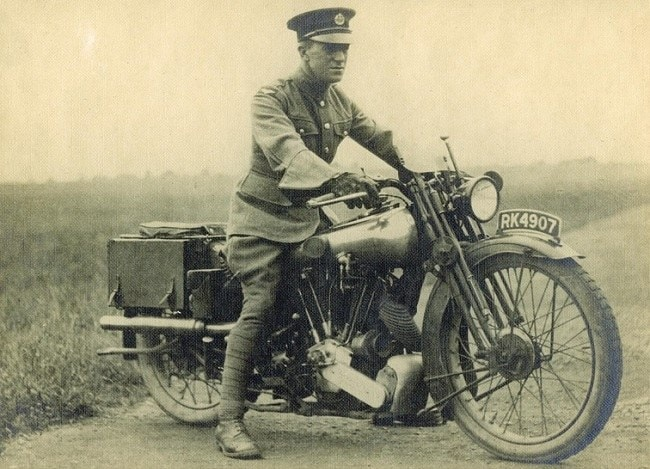 Brough Superior Lawrence of Arabia