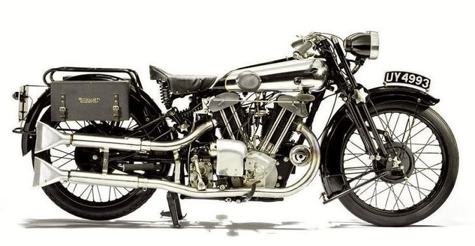 1929 Brough Superior, the Most Expensive Bike Ever Sold at A Public Auction