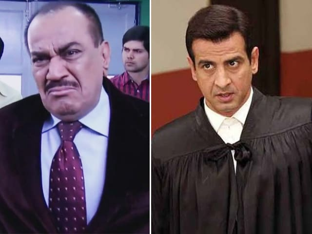 C.I.D, Adaalat Are Forming a Crack TV Team to Fight Crime