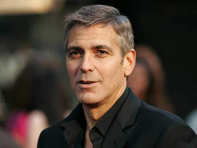 George Clooney Predicted Sony Hack Attack