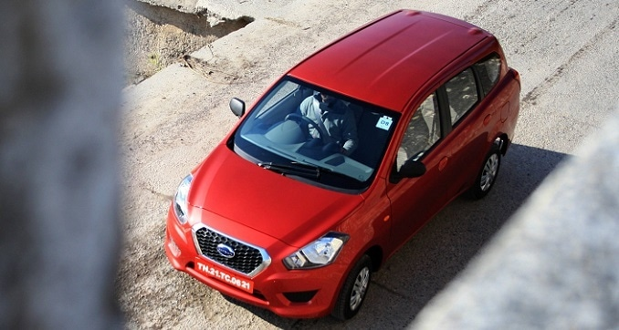 Datsun GO Plus MPV Review