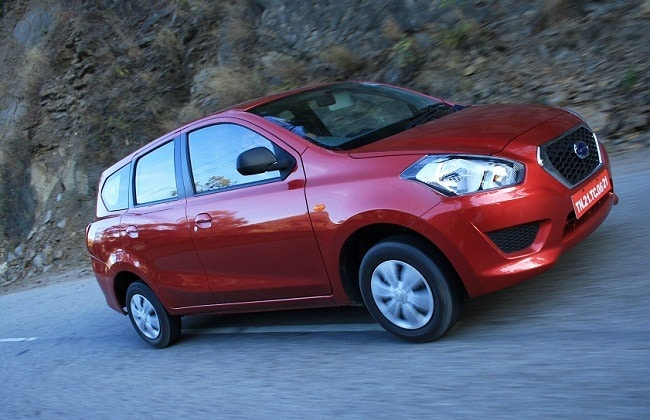 Nissan Starts Exporting India-Made Datsun GO+ To South ...