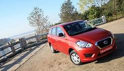 Nissan Starts Exporting India-Made Datsun GO+ To South Africa