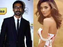 Dhanush To Team Up With British Actress Amy Jackson in Next Film