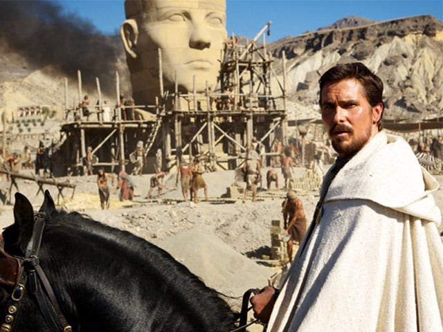 In Exodus, White Actors Play Ancient Egyptians Prompting Criticism