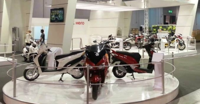 Hero MotoCorp Sales Down 3.8% in February