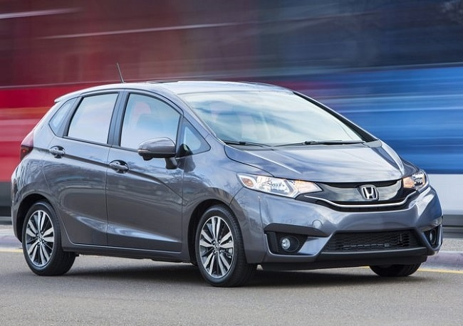 New Honda Jazz With CVT and Paddle Shifters Coming to ...