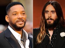 Jared Leto and Will Smith to Star as Supervillains in <i>Suicide Squad</i>