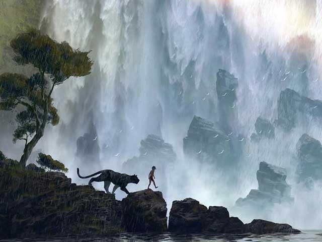 Revealed: First look of Jon Favreau's The Jungle Book