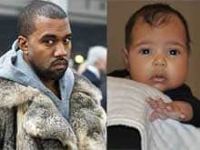 A Kanye West Christmas: 50,000 Pound Tiara For Daughter North