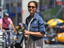 Katie Holmes Says She Prefers a Balanced Life Than Being Ambitious