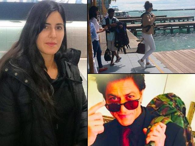 Christmas Jetsetters: Deepika in Maldives, Katrina in London, Shah Rukh in Dubai