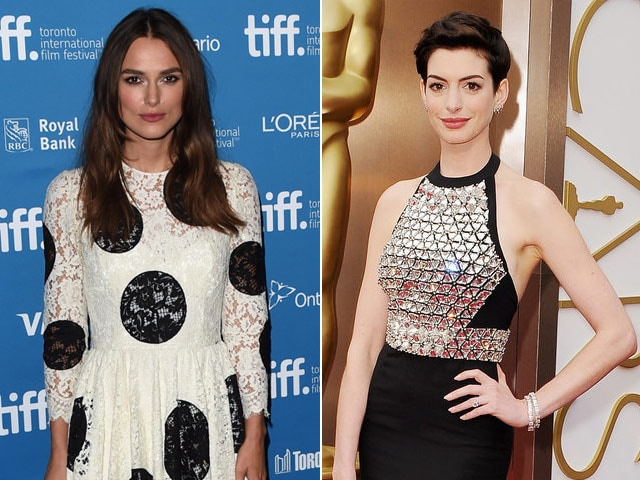 When Keira Knightley Was Mistaken for Anne Hathaway