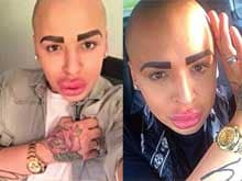 Man Spends 150,000 Dollars to Look Like Kim Kardashian