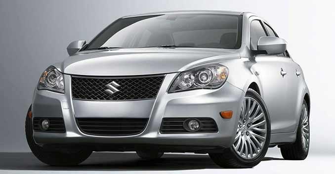 Suzuki Terminates Production of The Grand Vitara and Kizashi