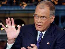 David Letterman's Final Late Show Date Set