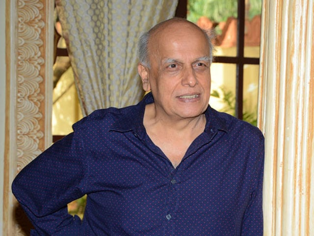 """False And Defamatory"": Mahesh Bhatt Dismisses Model's Drug Charges"