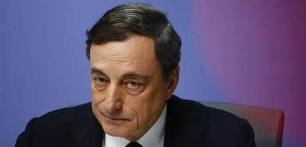 ECB Chief Sees 'Limited' Risk of Deflation in Eurozone