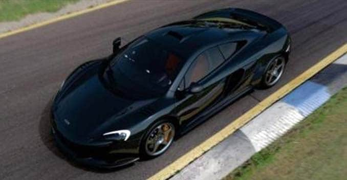 Mclaren 650s Limited Edition Officially Revealed Ndtv Carandbike