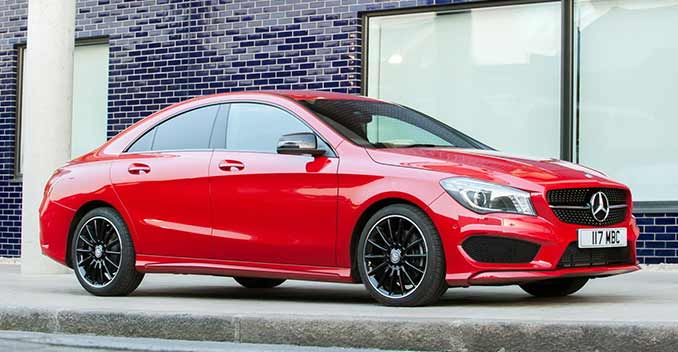 Mercedes Benz Cla Class To Launch On January 22 2015