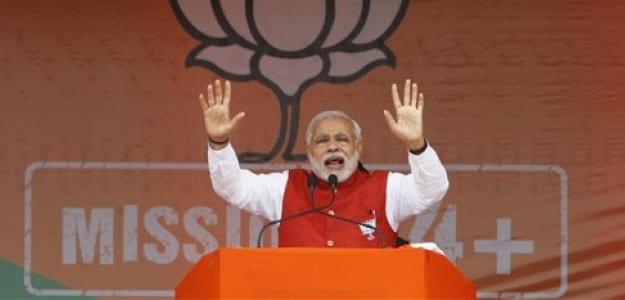 PM Modi Named India's Hottest Vegetarian Celeb