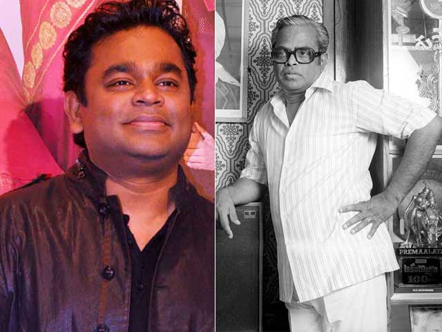 AR Rahman: K Balachander's Creations Inspired Three Generations