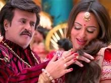 Rajinikanth: Romancing Sonakshi Sinha Was More Challenging Than Stunts on Moving Train