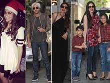 Ranbir Kapoor Celebrates Christmas With Friends and Family, Sans Katrina
