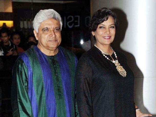 Shabana Azmi, Javed Akhtar Celebrate 30 Years of Togetherness