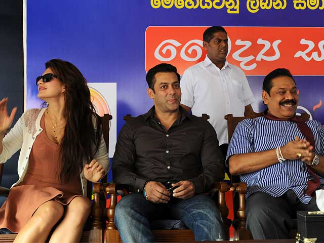 Sri Lankan Star Urges Salman Khan to Stay Away from Country's Poll