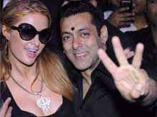 A Giant Diamond Necklace For Paris Hilton, With Love From Salman Khan