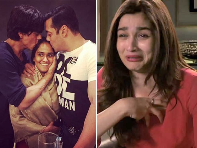 Shah Rukh and Salman to Alia Bhatt: Top 10 Showbiz Newsmakers of 2014
