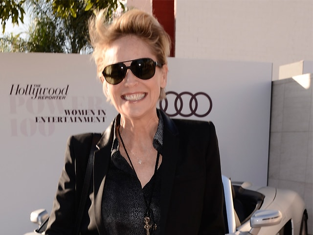 Sharon Stone Spent Two Years Learning to Walk and Talk Again After Stroke